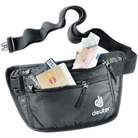 Deuter Security Money Belt I RFID Block, czarny